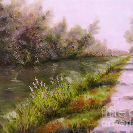 Cindy Roesinger - Towpath