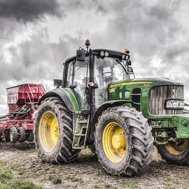 Ian Hufton - Tractor 1