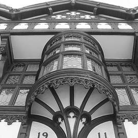 Geoff Ford - Traditional building Chester England Uk