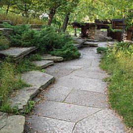 Steve Gadomski - Trail Caldwell Lily Pond Lincoln Park