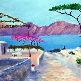 Larry Cirigliano - Trails Of Greece