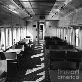 Valerie Wilson - Train Car