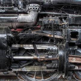 Mike Savad - Train - Engine - 611 - Norfolk and Western - Built 1950