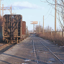 Steve Breslow - Train Siding in Harrison