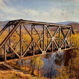 Kathy Jennings - Train Trestle