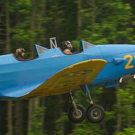 David Nichols - Training Flight