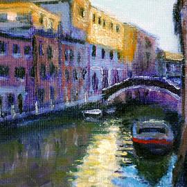 David Zimmerman - Tramonte Sul Canale