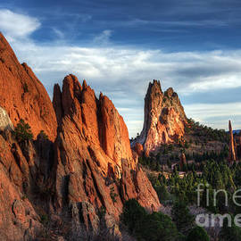 Bob Christopher - Tranquility In The Garden Of The Gods