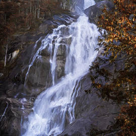 Jordan Blackstone - Tranquility Of Creation - Waterfall Art