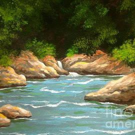 Shasta Eone - Tranquility  Pond
