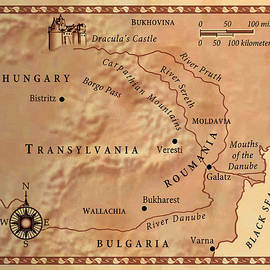 Del Gaizo - Transylvania