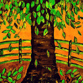 Kathleen Sartoris - Tree Art