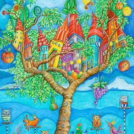 Sonja Mengkowski - Tree House