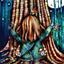 Karin Taylor - Tree Hugs