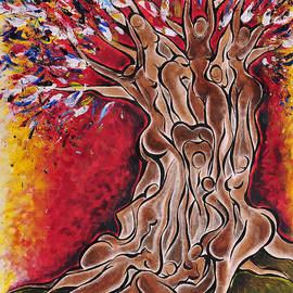 Sherrell Cisco - Tree of Life