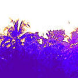 Usha Shantharam - Tree skyline