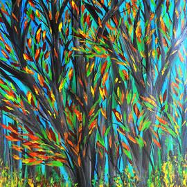Maggie Ullmann - Trees