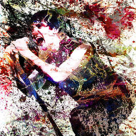 Ryan RockChromatic - Trent Reznor Artwork