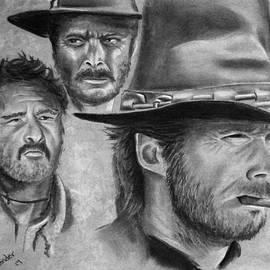 Alan Conder - Tres Hombres