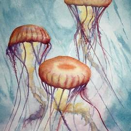 Jeff Lucas - Tres Jellyfish