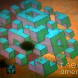 Kelly Awad - Tri-Cube by JC
