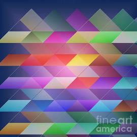 Gaspar Avila - Triangles structure