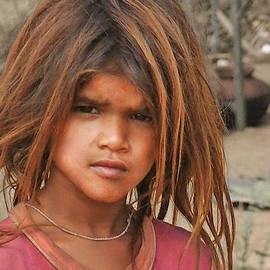 Catherine Arnas - Tribal Girl from Rajasthan