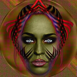 Marina Vergult - Tribal
