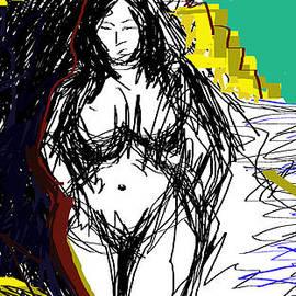 Paul Sutcliffe - Tribal Woman