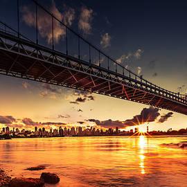 Mihai Andritoiu - Triboro Sunset