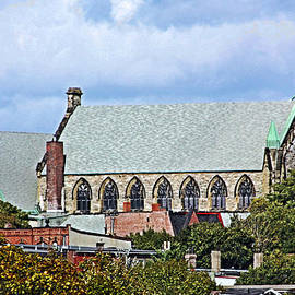 Kristin Elmquist - Trinity Church