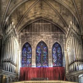 Jane Linders - Trinity Church Pipe Organ