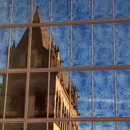 Joann Vitali - Trinity Church Reflection on the Hancock