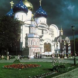 Roman Popov - Trinity Lavra of St. Sergius