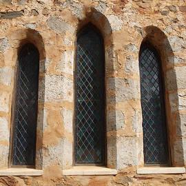 Michaela Perryman - Trinity Windows