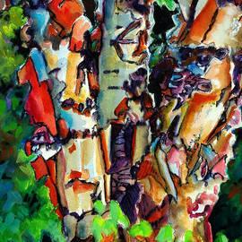 Kathy Braud - Trio Birch 2014