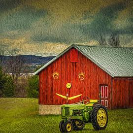 LeeAnn McLaneGoetz McLaneGoetzStudioLLCcom - Trip to the Happy Farm
