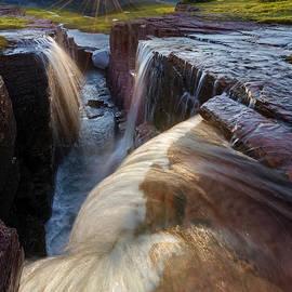 Dustin  LeFevre - Triple Falls