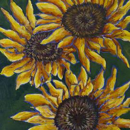 Arthur Witulski - Triple Sunflower