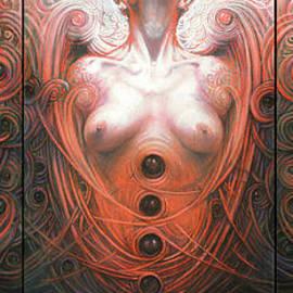Graszka Paulska - Triptych