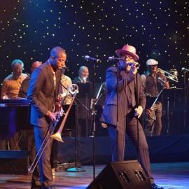 William Morgan - Trombone Shorty and Elvis Costello