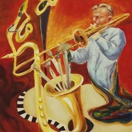 Rachel Asherovitz - Trombonist in Action