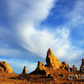 Bob Christopher - Trona Pinnacles California