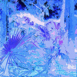 Ann Johndro-Collins - Tropical Blue