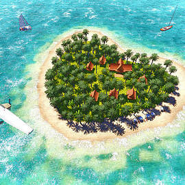Marina Likholat - Tropical dream