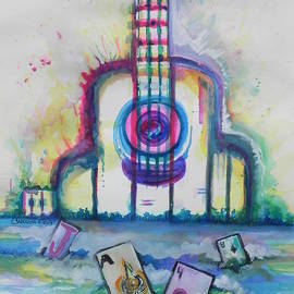 Chrisann Ellis - Tropical Hard Rock Cafe
