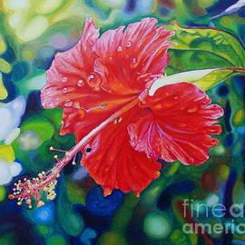 Morgan  Ralston - Tropical Hibiscus