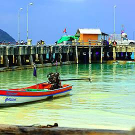 Irina Effa - Tropical Island