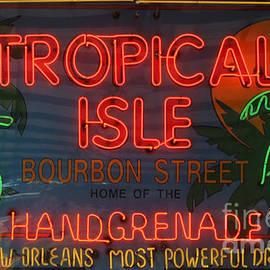 Steven Parker - Tropical Isle