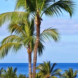 Athena Mckinzie - Tropical Palm Tree in Maui